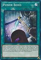 Power Bond - LEDD-ENB15 - Common - 1st Edition - Legendary Dragon Decks (1st Edition) [並行輸入品]