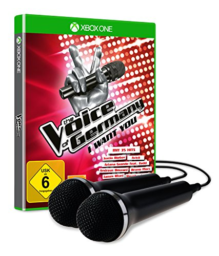 The Voice of Germany - I want you (inkl. 2 Mikros)