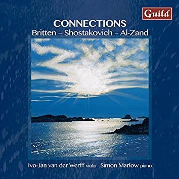 Connections - Music for Viola & Piano