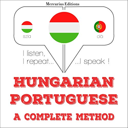 Hungarian – Portuguese. A complete method cover art