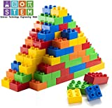 Prextex 150 Piece Classic Big Building Blocks Compatible with All...