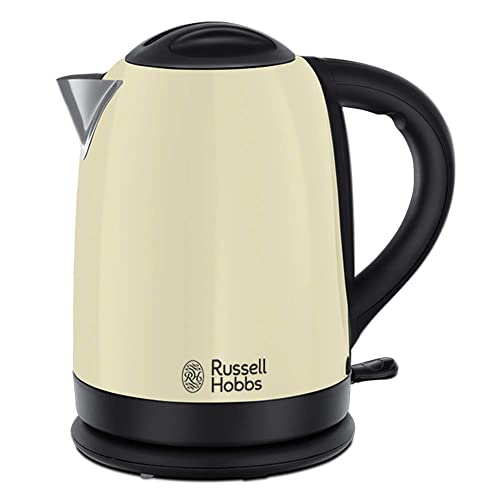 Quiet Electric Kettle Reviews: Russell Hobbs Kettles And Toasters: Amazon.co.uk