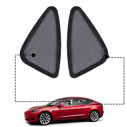 ZJBD YUMEI Good things recommended – Panorama-Dachfenster Sonnenschutz für Tesla Model 3 hält das Auto kühl – Sonnenschutz Wärmedämmung Vorhang Modifikation Zubehör für Seitenfenster (Farbe: Fenster)
