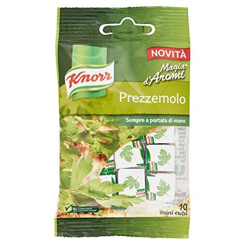 Knorr - Prezzemolo, 10 Mini Cubi - 35 G - [confezione da 16]