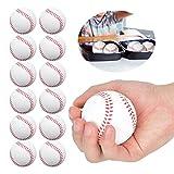 Qqmora Ejercicio de Deportes al Aire Libre de la Bola de Masaje de la Bola elástica de EVA(Baseball)