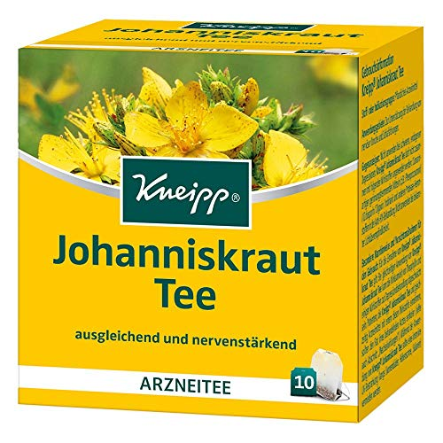 KNEIPP TEE Johanniskraut Btl, 10 St