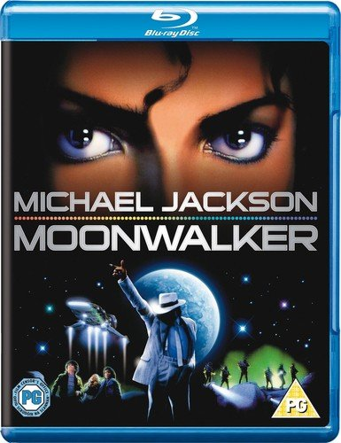Michael Jackson's Moonwalker [Blu-ray] [UK Import]