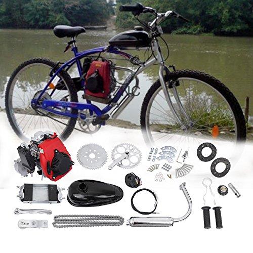 Ambienceo 49 cc 4 Ciclo pedal Gasolina Gas motor Kit