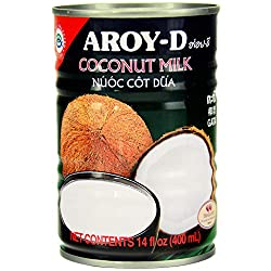 Green Thickies Featured Products; Coconut Milk