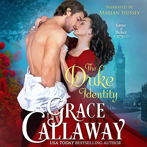 The Duke Identity Audiobook By Grace Callaway cover art