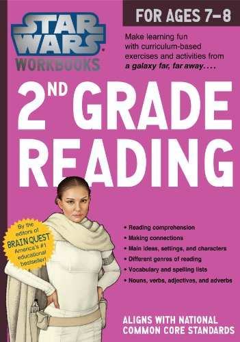 2nd Grade Reading (Star Wars Workbook)
