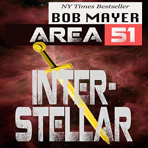 Area 51: Interstellar audiobook cover art