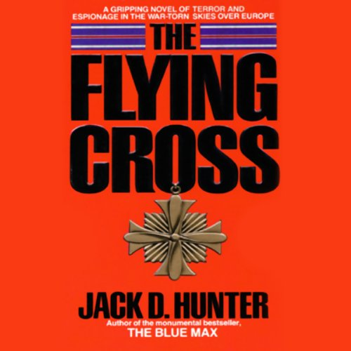 The Flying Cross audiobook cover art