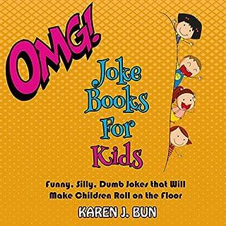 Karen's OMG Joke Books for Kids cover art