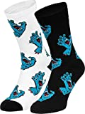 Santa Cruz Multi Hand 2er Pack Socken