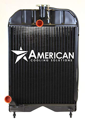 American Cooling Solutions New Replacement Paccar Fuel Cooler N4153001 for Kenworth and Peterbilt Trucks Made in USA