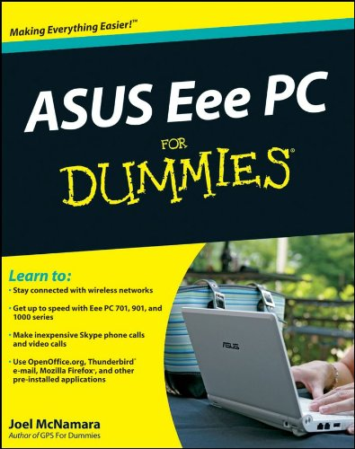 ASUS Eee PC For Dummies (English Edition)