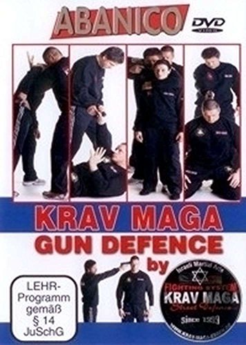 krav-maga Gun Defence Arme À Feu abwehr