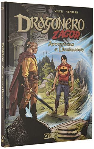 Avventura a Drakwood. Dragonero Zagor