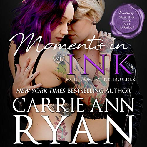 Moments in Ink cover art