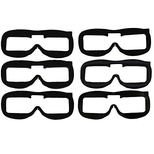 FatShark FSV2645 Dominator und Attitude Ultimate Fit Kit FPV Brille Schaumstoff Kit Videobrillen | FPV Racer, Copter, Mulitcopter, Drohnen | CopterFarm