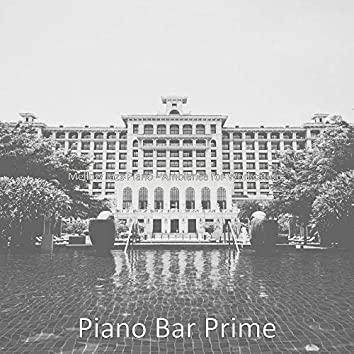 Mellow Jazz Piano - Ambiance for Workcations