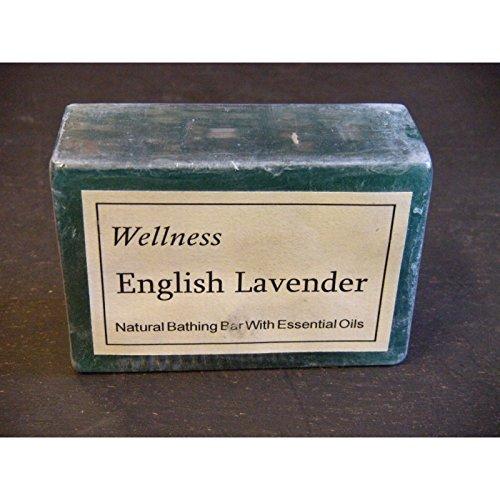 int. d'ailleurs - Savons indiens English lavender - SAV007