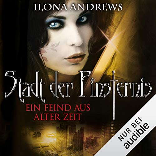 Ein Feind aus alter Zeit     Stadt der Finsternis 8              By:                                                                                                                                 Ilona Andrews                               Narrated by:                                                                                                                                 Gabriele Blum                      Length: 13 hrs and 24 mins     Not rated yet     Overall 0.0