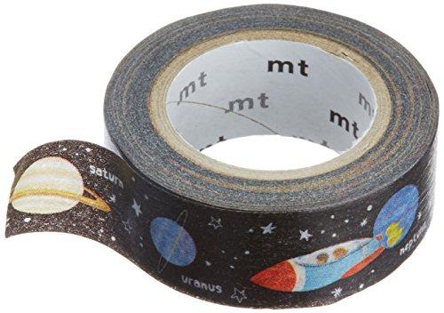MT Washi Masking Tape for Kids Planet (MT01KID022)