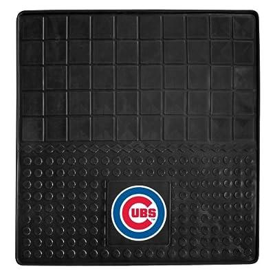 FANMATS MLB Chicago Cubs Vinyl Car Mat