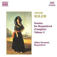 Sonatas for Harpsichord 3
