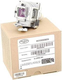 Alda PQ Profesional, Lámpara de proyector para BENQ MS521P Proyectores, lámpara de Marca con PRO-G6s viviendas