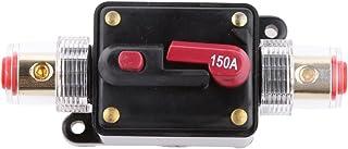 figatia 150A a Do Fusível Do Disjuntor em Linha Estéreo/áudio/Carro/RV 12V / 24V
