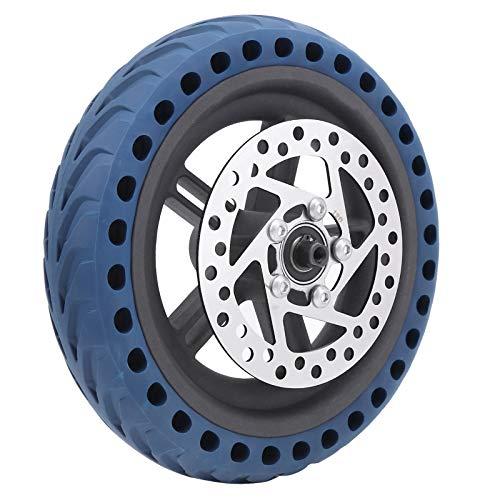 DAUERHAFT Juego de Repuesto para Scooter, neumático de Scooter eléctrico Dueable 8.5 Pulgadas, para Bicicletas eléctricas, automóviles y Scooters