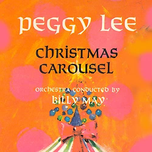 Peggy Lee With Orchestra Conducted by Billy May