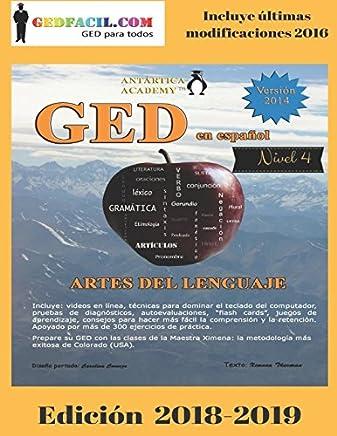GED en español - Artes del Lenguaje Nivel 4: Módulo Gramática de la Maestra Ximena