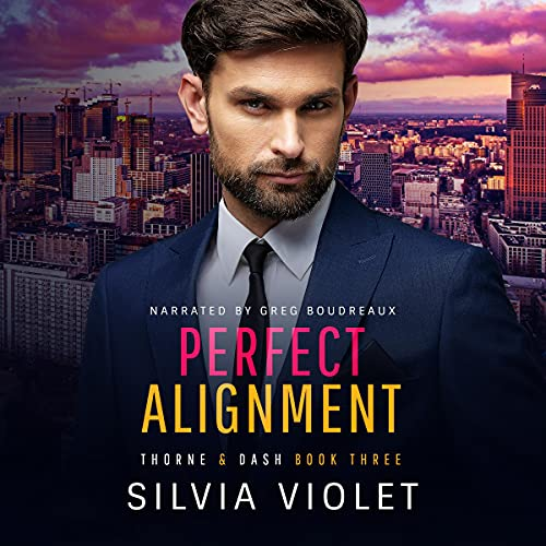 Perfect Alignment Audiobook By Silvia Violet cover art