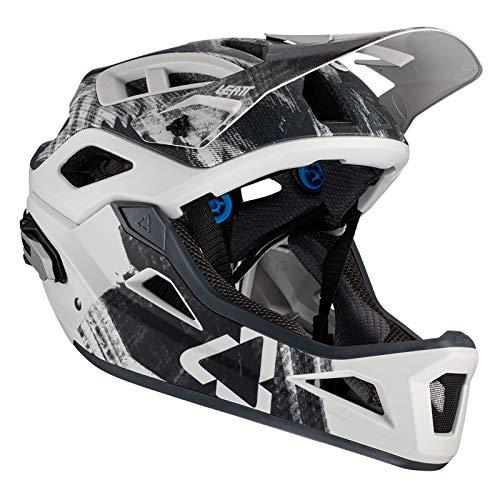 Leatt Casco MTB 3.0 Enduro Bicicletta Adulto Unisex Grigio Steel, M