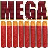 Airlab Mega Darts Refill Pack 60 Pcs Compatible Mega Bullets for Nerf N-Strike Mega Series Blasters