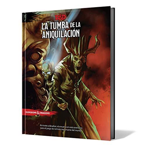 Dungeons & Dragons-La Tumba de la Aniquilación, Color (Edge Entertainment 1)