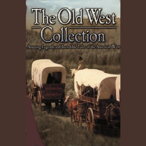 The Old West Collection audiobook cover art