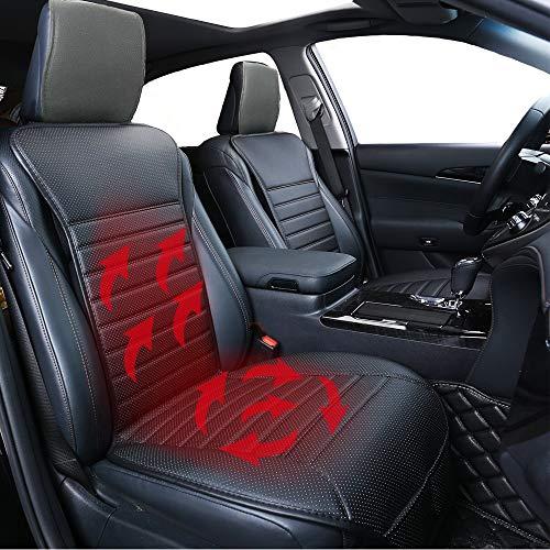 Big Ant Heated Seat Cushion, 12V Sleek Design Nonslip Car Heat Seat Cushions Cover Pad Winter Warmer...