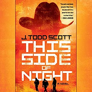 This Side of Night audiobook cover art