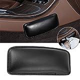 MinLia Car Cushion Interior Pillow Knee Pad Car Seat Soft Cushion Leather Universal Thigh Support Accessories