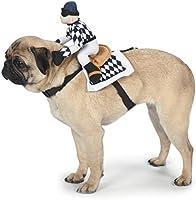 Zack & Zoey Show Jockey Saddle Dog Costume