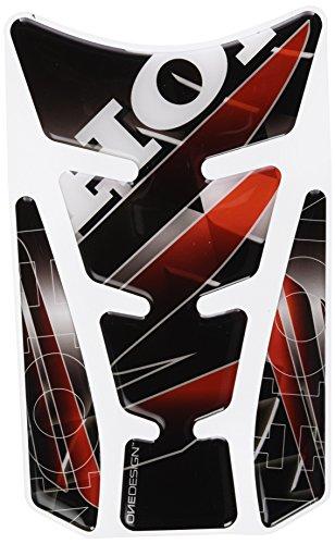 Puig 4785p Réservoir Protection Wings Honda, Noir