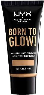 NYX Born To Glow Naturally Radiant Foundation 30ml True