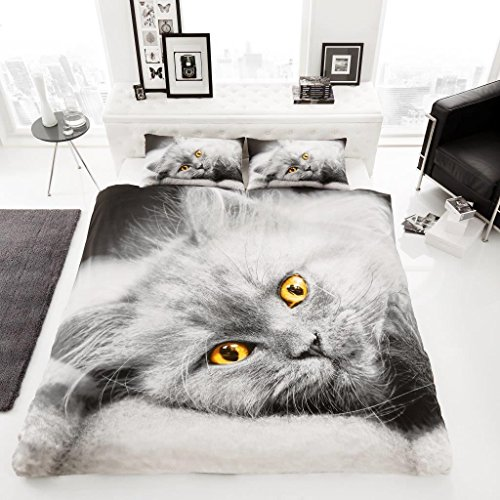 Faux Fur Throw 3D Animal Blanket Printed Mink 2 Seater Sofa Bed Large Soft Fleece Throw Cat Double 150cm x 200cm Approx Only By Comfort Collections.
