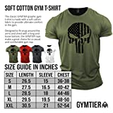 Zoom IMG-2 gymtier maglietta da bodybuilding motivo