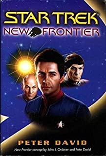 Star Trek New Frontier: House Of Cards; Into The Void; The Two-front War; End Game